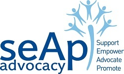 An image relating to seAp - Independent Advocacy Services and mAs (Military Advocacy Service)