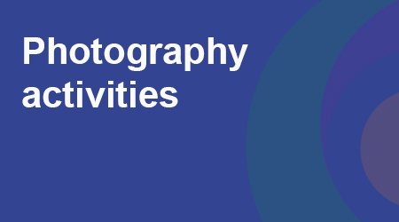 COVID-19 - Photography activities