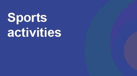COVID-19 - Sport activities