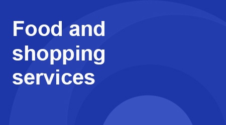 COVID-19 - Food and Shopping Services - Caring For Plymouth
