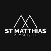 St Matthias Plymouth Logo