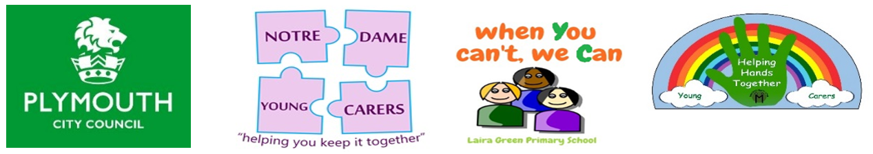 Young Carers Support Team Promotional Banner