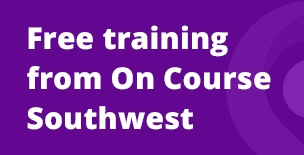 Free Qualifications From On Course Southwest Promotional News Banner