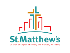 An image relating to St Matthew's Church of England Primary and Nursery Academy