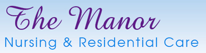 The Manor Care Home Logo